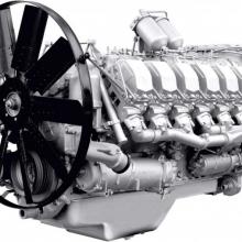Линейка двигателей ЯМЗ