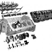 Запасные части на двигатели линейки ЯМЗ