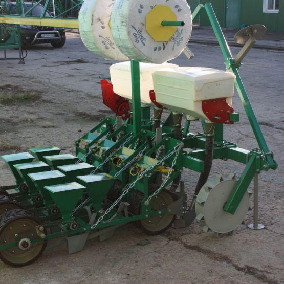Сеялка овощная мелкосемянная СОТ-4/2 РТ2