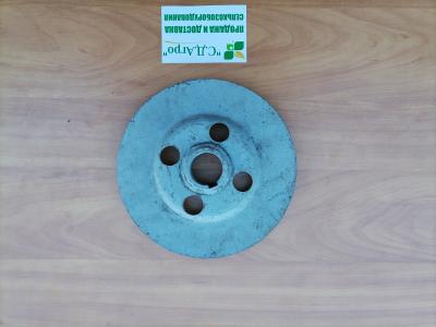 Тормозной диск вала вязального стала Sipma