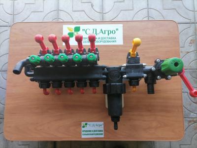 Ручной распределитель постоянного давления fermo 5