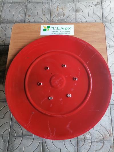 Скользящая тарелка роторной косилки Wirax 1.65