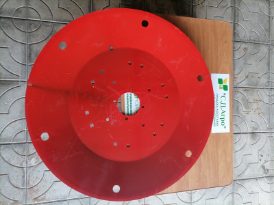 Рабочая тарелка роторной косилки Wirax 1.65