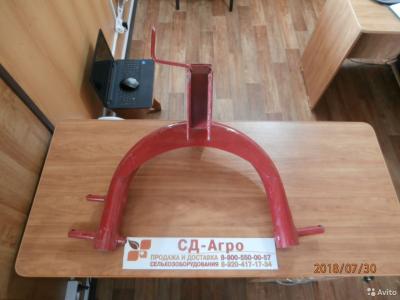Рама навески роторной косилки Wirax 1.65