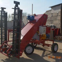 Зернометатель А-200М