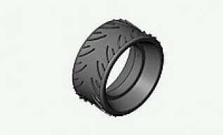 Шина (Прикатывающего колесо)