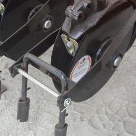 Зерновая сеялка СЗФ-4000-V Вариаторная Фаворит