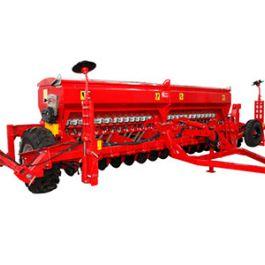 Сеялка зерновая, зернотуковая, зернотравяная, рядная ЗС-4.2