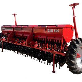 Сеялка зернотуковая СЗД-540