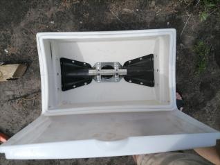 Аппарат туковысевающий сеялки