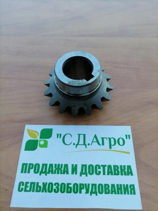 Коническое колесо малое роторной косилки Wirax