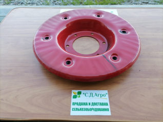 Опорная тарелка роторной косилки Wirax
