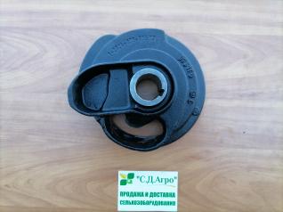 Тарелка (ступица) левая вязального аппарата Sipma