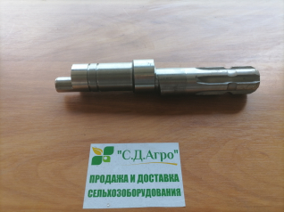 Вал приводной не усиленный PU 3/140