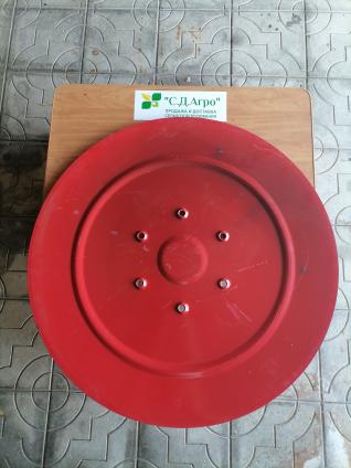 Скользящая тарелка роторной косилки Wirax 1.85