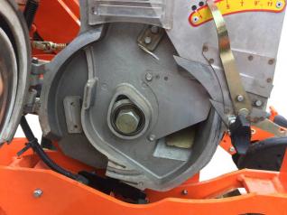 Сеялка пневматическая точного высеваVENZA-8 (анкерный сошник)